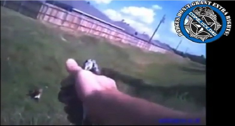 Cleburne TX Police Officer Kevin Dupre Beckons, Then Shoots Friendly Dog Repeatedly [Video]
